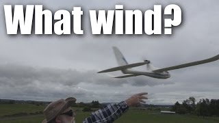 RC Plane versus tropical cyclone (part 2) - where