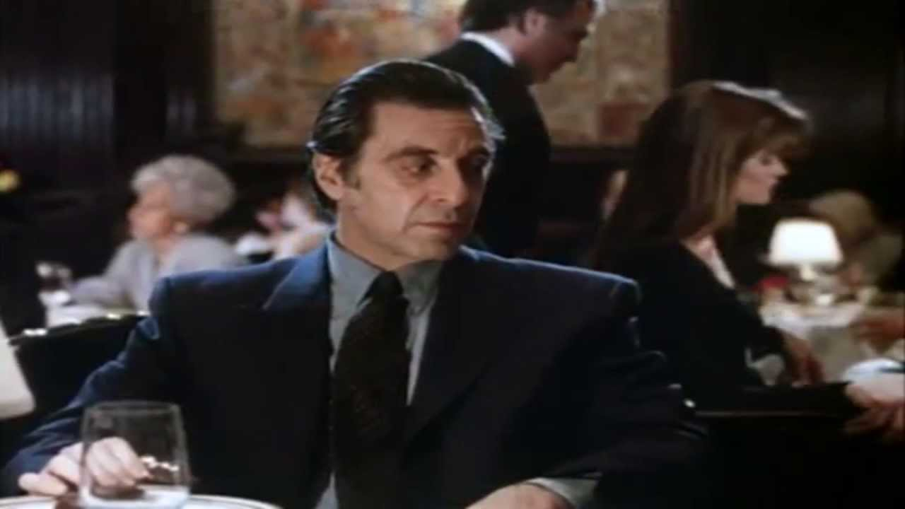Scent Of A Woman Official Trailer Hd Youtube