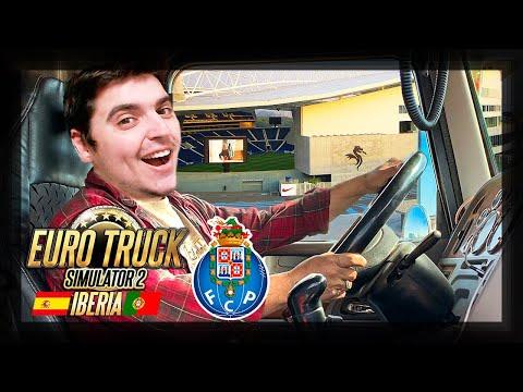 A CONDUZIR PELA EUROPA A OUVIR O FC PORTO!!!