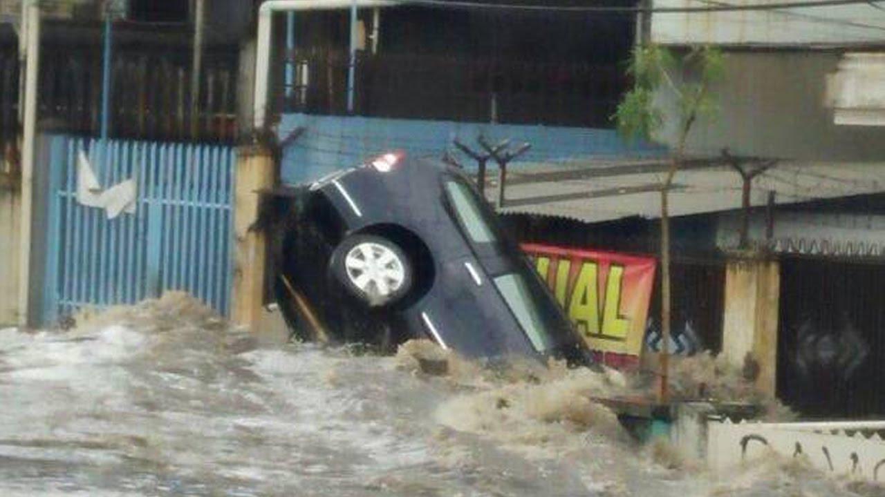 detik detik banjir bandung mirip tsunami 24 oktober 2016 youtube rh youtube com