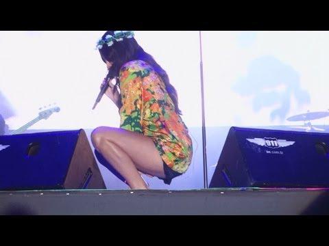 Lana Del Rey - Body Electric (İstanbul, 2013)