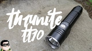 Honest Review | ThruNite's TT10 First Dual Tail Switch Flashlight