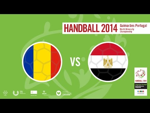 Romania vs Egypt | Male | 5th-6th place | UMinho Sports Hall