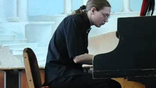 Евгений Царёв - Brahms - Op.117 - 1-Intermezzo Es-Dur ( 21.03.12 )
