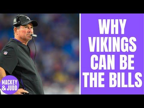 What Minnesota Vikings can learn from Buffalo Bills