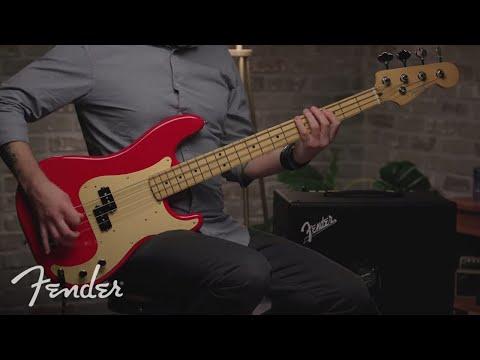 Vintera Series '50s Precision Bass   Vintera Series   Fender