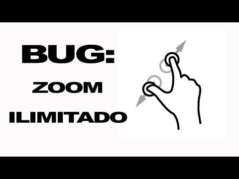 BUG: Zoom ilimitado en iPhone