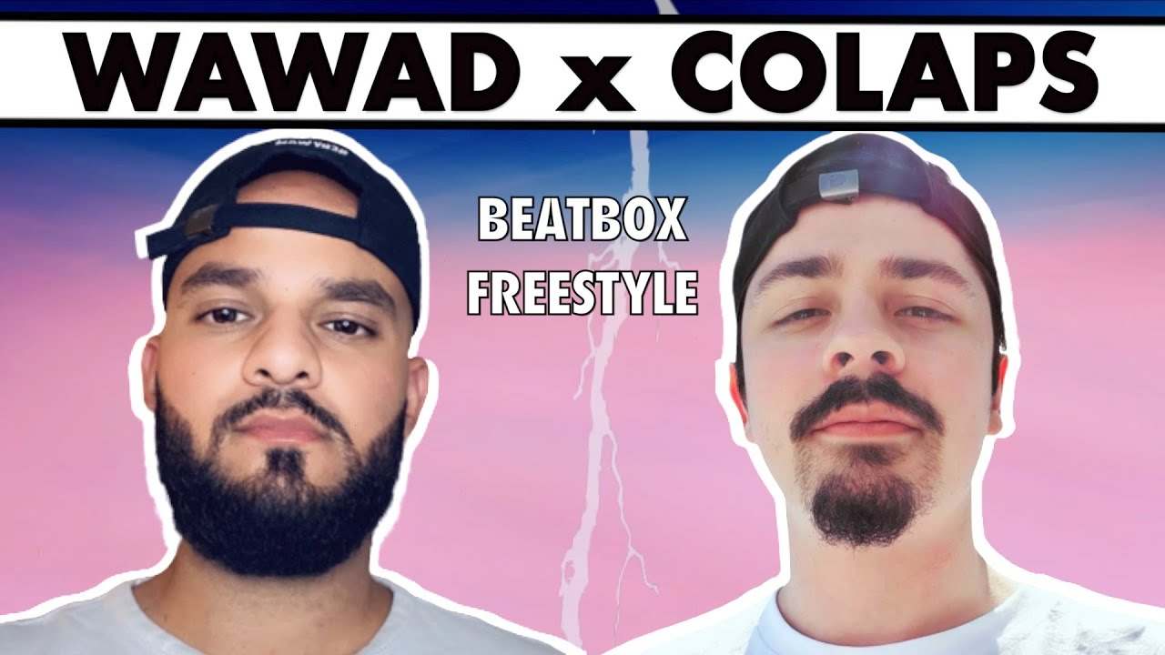 I BEATBOX ON COLAPS'S VIDEO!!! Tag team Video #7 ! (Beatbox Freestyle)