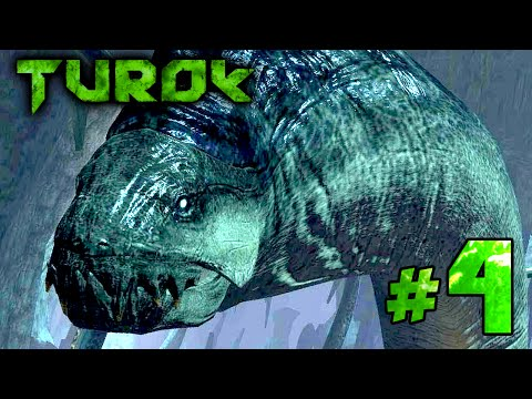 GROSS FISH! - Turok | Ep4