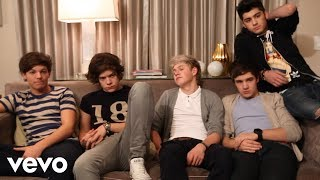 One Direction - One Direction in America, Ep.6 (VEVO LIFT)