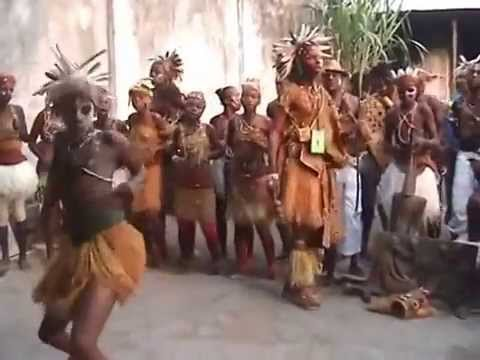 BIBOC - traditional folk musical  assembly of Democratic Republic of Congo