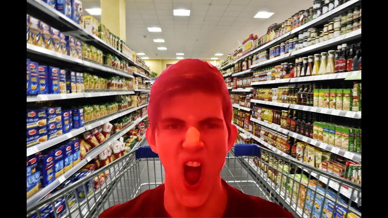I hate supermarkets - YouTube