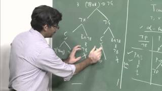 Mod-01 Lec-19 Semantic Tableaux Method for Propositional Logic