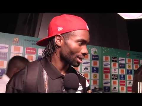 Post-match Interviews: Javier Balboa (EQG) - Orange Africa Cup of Nations, EQUATORIAL GUINEA 2015