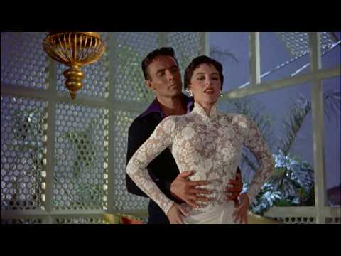 Cyd Charisse w James Mitchell 1954 Deep in My Heart One AloneDesert