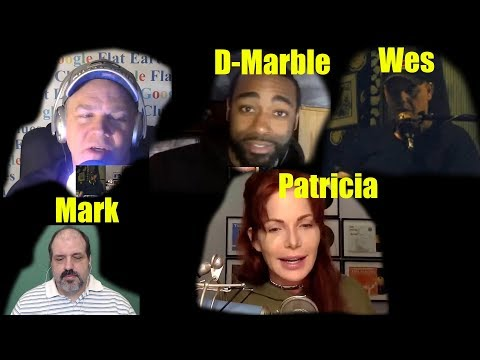 Mark D-Marble Wes Patricia ISS Transit explained Convexa fake or not