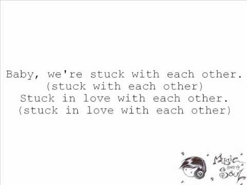 STUCK WITH EACH OTHER Shontelle feat Akon