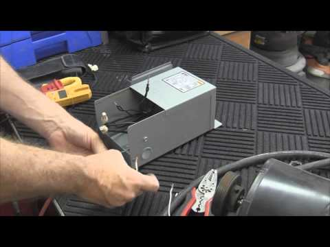 How to Wire a Buck Boost Transformer - YouTube Hammond Power Solutions Wiring Diagram Buck Boost on