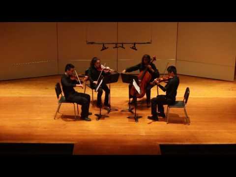 TCMI 2016-Beethoven-String Quartet, Op. 59, No. 1