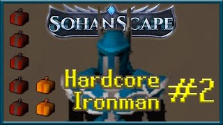 SohanScape RSPS   INSANE Progress - Hardcore Ironman #2 + HUGE GIVEAWAY!