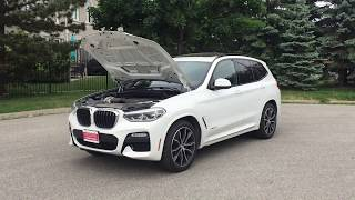 Modern Motoring - Reviewing the 2018 BMW X3 30i