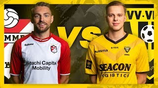 #EMMVVV | Luuk Jans vs Sandro Cooiman | Poule A | Speelronde 1 | PS4 | eDivisie 1819