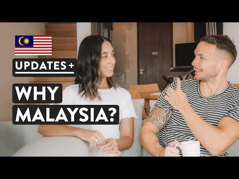 KUALA LUMPUR - WHY TRAVEL HERE? + Updates   Malaysia Travel Vlog   Digital Nomad