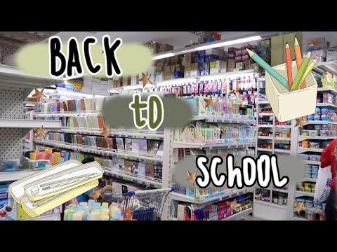 Покупки Канцелярии К Школе | Back To School