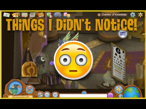 Animal Jam: Cool Things I Didn't Notice!