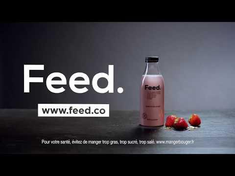 Vidéo FEED. CO LANCE SA CAMPAGNE TV !