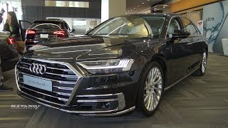 2019 Audi A8L - Exterior And Interior Walkaround