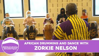 African Drumming and Dance with Zorkie Nelson (Middleburgh Advantage After School Program)