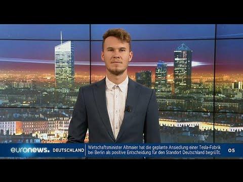 euronews (deutsch): Euronews am Abend | Die Nachrichten vom 13.11.2019
