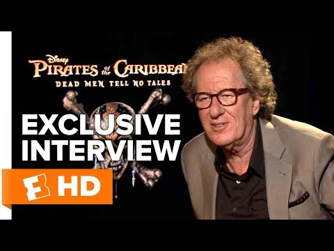 Pirates of the Caribbean: Dead Men Tell No Tales (2017) Interview | All Access