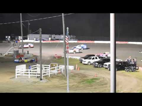 part 1 of Beatrice Speedway Modified A Feature 05/31/2019