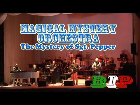 Magical Mystery Orchestra - The Mystery Of Sgt. Pepper  [Full Album]