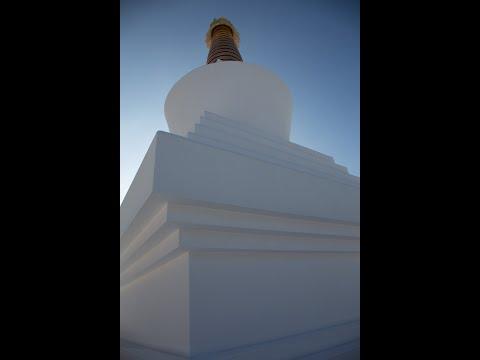 Berg Der Glückverheißung Und Bodhisattva Gelübde