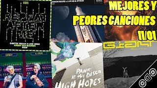Canciones de la Semana: 11/01 (Calvin Harris, Tiësto, KAAZE, Grey, W&W y más)