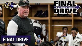 Ravens Studied Steve Kerr, Golden State Warriors for Halftime Tips | Ravens Final Drive