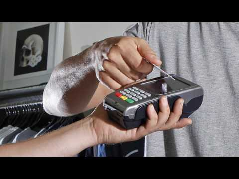 Electronic wallet for the iPhone