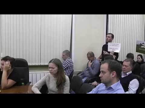 Как управа Солнцево изворачивается при вопросе о рубке леса на Авиаторов 5