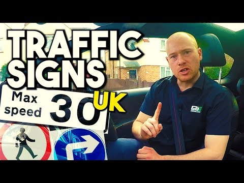 car-theory-test-tips---traffic-signs,-shapes-&-colours