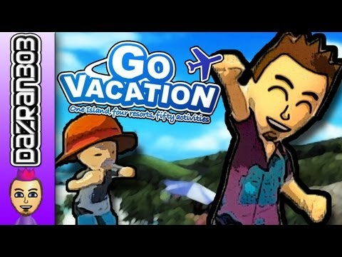 HELPING AN OLD FRIEND | Go Vacation Let's Play Marine Resort Ep.54