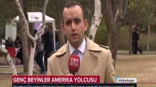 Gambar cover Hacettepe Üniversitesi CERVOS Model Uydu Takımı TRT Ekranlarıda