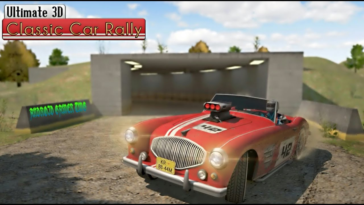 Ultimate Classic Car Rally Hd Android Gameplay Racing Games