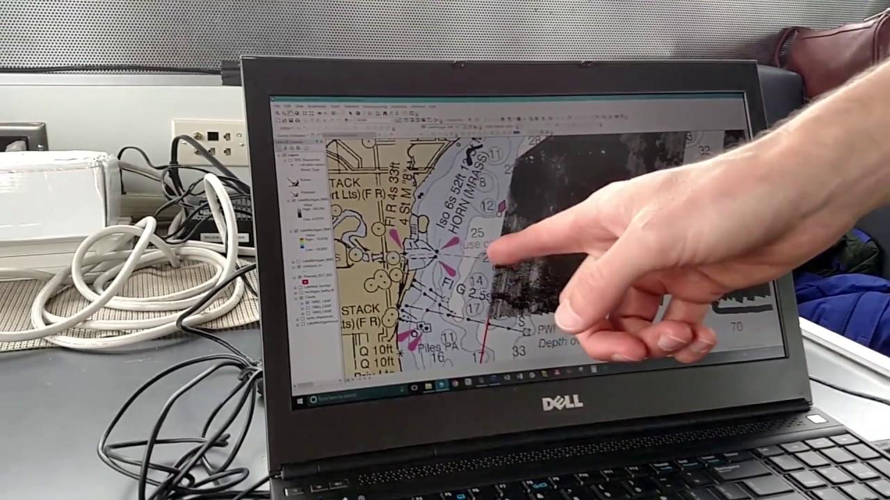 NOAA Teaches Adler Teen Programs about Sonar - YouTube