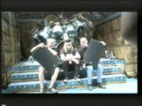 Iron Maiden-1.Transylvania [Intro Video](Argentina 2009 Pro Shot)
