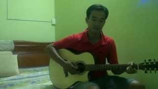 Chuyen di ve sang-guitar cover