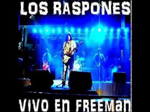 Los Raspones [2014] en vivo Freeman Resto Bar puerto deseado