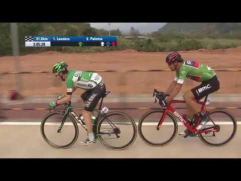 Tour of Guangxi 2017: Stage 6 TV highlights